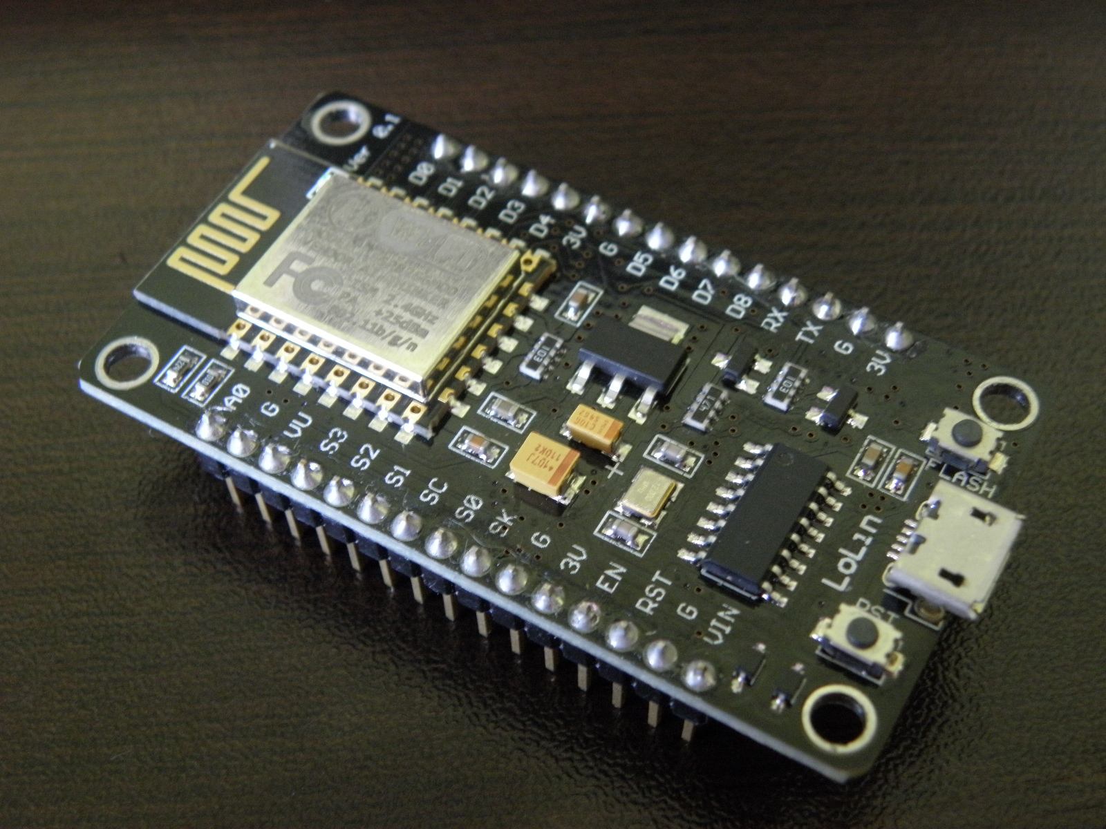 Let's Run Lisp on a Microcontroller [Dmitry Frank]